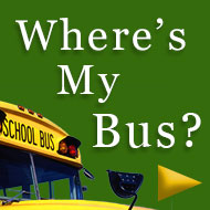 Where is my bus?