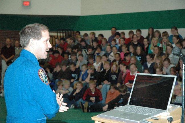 Astronaut John G.